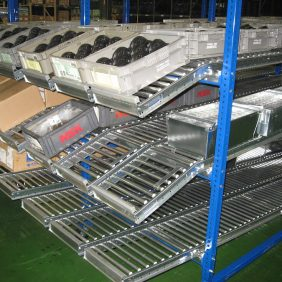 Lean-Parts-Picking-Rack