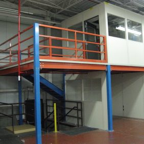 Modular-Office-Mezzanine