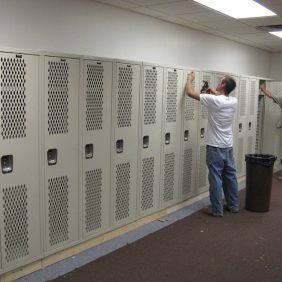 Perforated-Lockers