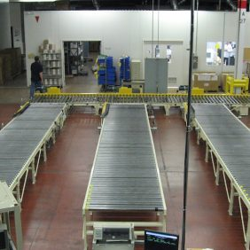 Powered-Pallet-Conveyor