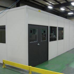 QA-Lab-Modular-Building