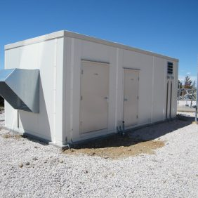 Radio-Communication-Building-SCADA-Communication-Shelter
