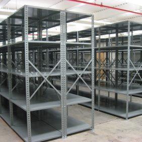 Steel-Shelving