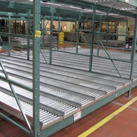 Tote-Flow-Rack-System