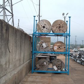 Wire-Spool-Racks