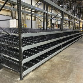 High Bay Rack Conveyor