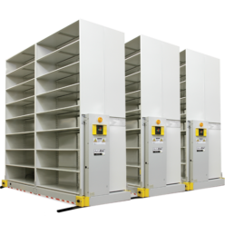 heavy duty mobile shelving compact storage
