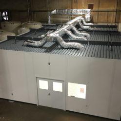 Triage Center Deployable Shelter