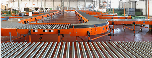 Warehouse Conveyor - Storage Systems, Inc.