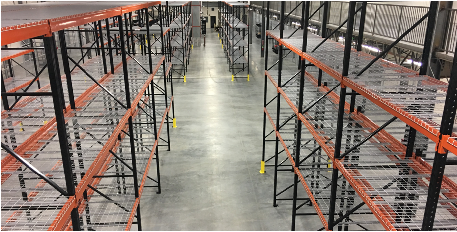 Selective Pallet Rack - Storage Solutions Inc.